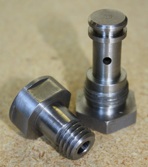 prcision part machining